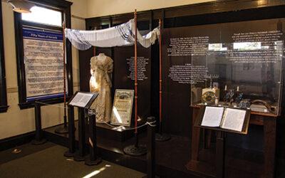 """L'dor V'dor"" Jewish Community Exhibit Opened in SLO"